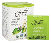 Choice Tea Tea Jasmine Green