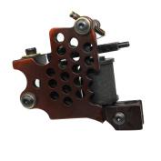 Redscorpion Custom Cast Iron Tattoo Machine Tattoo Gun Handmade 8 Wrap Coil for Liner