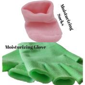 Hand Moisturising Gloves | Gel Socks Bundle | the Moisturising Gloves are Touch Screen Winter Gloves