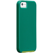 Case-Mate Tough Case for iPhone 5/5S - Retail Packaging - Green/Chartreuse Green