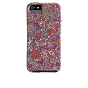 Case-Mate Valentina Ramos Designer Print Case for iPhone 5/s - Aster - Retail Packaging - Purple