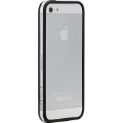 Case-Mate Hula Case for iPhone 5/5S - Black - Retail Packaging - Black