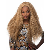 Long Kinkly Curly Women Wigs Afro-Curly Synthetic Wigs