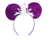 Mickey Ears Headband Minnie Mouse ears Tiara headbands : M6