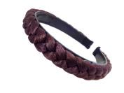 Fashion Plastic Plaited Hair Braid Headband : H23