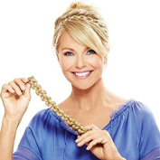 Hair2wear The Christie Brinkley Collection Thick Braid Headband - Golden Blonde
