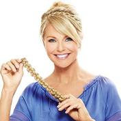 Hair2wear The Christie Brinkley Collection Thick Braid Headband - Golden Blonde