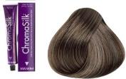 ChromaSilk Creme Hair Colour 7Aa 7.11 Intense Ash Blonde 90ml