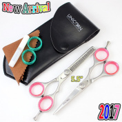 Happy New Year - Brand New Product! Hair Scissors Set 14cm ,hair cutting scissors for kids Scissors - Stainless Steel Hair Scissors Set + Free Accessories