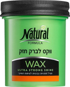 Natural Ultra Strong and Elastic Styling Wax Set