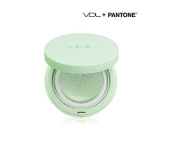VDL + PANTONE Correcting Cushion (Pantone 17) 2017 New Greenery Tone Up