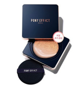 Pony Effect Everlasting Cushion Foundation with Refill SPF50+ PA+++