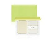 VDL + PANTONE Satin Veil Finish Powder Greenery (Pantone 17) 2017 New