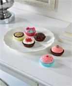 Cupcake Lip Gloss - Assorted Flavours