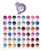 UV-NAILS Mood Temperature Changing Gel Polish Colours - Set Of 48 Bottles Limited Edition!