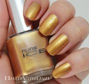 Pure Ice Nail Polish, #645CP Crushed (Bronze Shimmer) - .150ml
