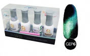 Aora 3D GEP Gel Kit Colour Electro Phoresis Kit # 6 Flares of Teal