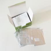 FlyItem 100PCS Nail Polish Art Soak Off Gel/ Acrylic Removal Aluminium Foil Wraps