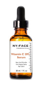 Best Vitamin C Serum -works wonders to repair the effects of sun damage, lighten sun and age spots, smooth and brighten- Vitamin E + Hyaluronic Acid-Natural Jojoba Oil & Arginine - Amino Acid