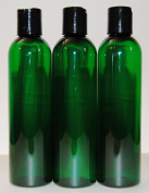 """Gorgeous Green"" 240ml Cosmo Bullet Bottles Set"