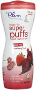Plum Organics Super Puffs - Strawberry & Beet - 45ml - 3 pk