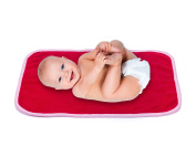 Mink Infant Blanket with Sherpa Lining