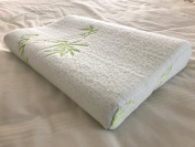 Safety Baby Bamboo Memory Foam Baby Pillow - A Winning Combination of Comfort and Breathability