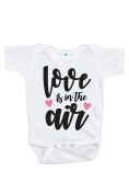 Custom Party Shop Baby's Love Is In The Air Valentine's Day Onepiece