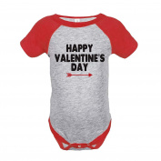 Custom Party Shop Boy's Happy Valentine's Day Red Onepiece