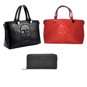 Gift Set Including 2 Handbags and 1 Wallet