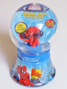 Spider Man Bubble Bath Glitter Globe