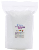 Weight Loss Bath Salt 5.4kg Bulk Size -  .   - Epsom Salt Bath Soak With Grapefruit & Geranium Essential Oil & Vitamin C - Helps Promote Weight Loss Naturally