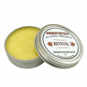 Beard Balm By Bohemian Brothers. Premium Spiced Orange Scent. Deep Conditioning.