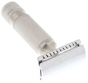 West Coast Shaving Classic Collection Razor 110S, Stainless Steel