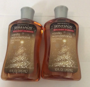 2pck - Spa Haus Holiday Classic Vanilla Wonderland Shower Gel 300ml
