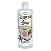 Pure Coconut Soap Lavender Lemongrass Nutribiotic 950ml Liquid