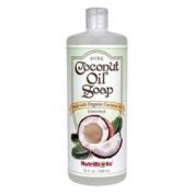Pure Coconut Soap Lavender & Mint Nutribiotic 950ml Liquid