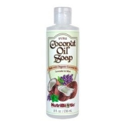 Pure Coconut Soap Lavender & Mint Nutribiotic 240ml Liquid