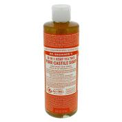 Dr. Bronner's 18‑in‑1 Hemp Tea Tree Pure‑Castile Soap 470ml (Pack of 3) +