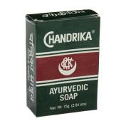 Chandrika Ayurvedic Bar Soap 90ml (Pack of 14) +