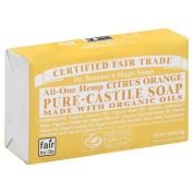 Dr. Bronner's Magic Soaps All-One Hemp Lemon Pure-Castile Soap 150ml (Pack of 6) +