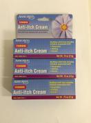 3pck - Assured Anti-Itch Cream .2220ml