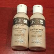 Scentsations Vanilla Suede & Vanilla Velvet Lotion 60ml each