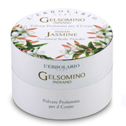 L'Erbolario GELSOMINO INDIANO Perfumed Body Powder 100 grammes