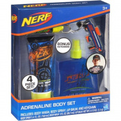 Nerf Adrenaline Body Gift Set, 4 pc