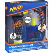 Nerf Adrenaline Body Gift Set, 4 pc