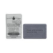 The Grandpa Soap Company Charcoal Travel
