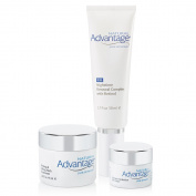 Targeted Treatment Bundle with Firming and Lifting Neck Treatment 45mls, Nighttime Renewal Complex 50mls, and Ultimate Hydration Eye Cream 15ml