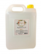 100% Pure Natural Vegan Turkish Rosewater Hydrating Face Toner (No Additives, No Chemicals, No Preservatives) 5000ml / 5lt