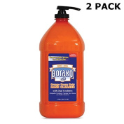 Boraxo Orange Heavy Duty Hand Cleaner with Scrubbers, 3 Litre Pump Bottle